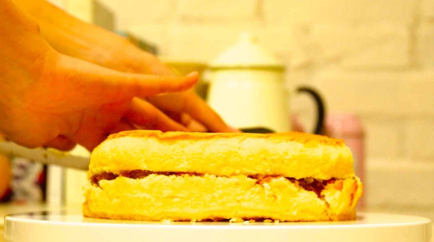 ケーキ回転台画像