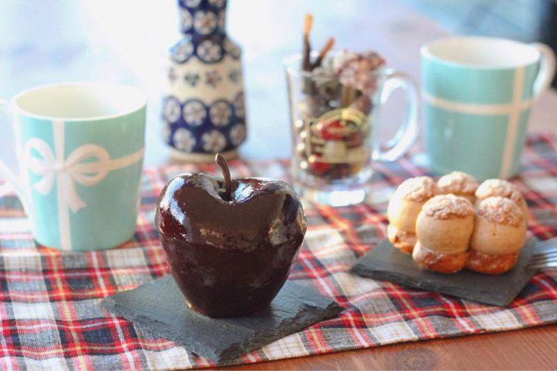 7りんごのケーキ
